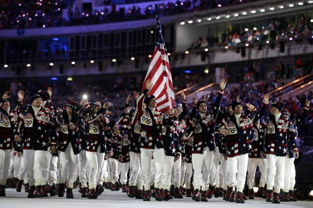 Sochi Olympics Schedule 2014: Complete Listing of Winter Games Events
