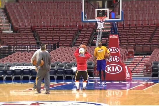 Flames Jiri Hudler Hopes to Help Lakers' Bench Problem
