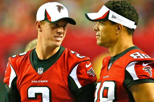 Tony Gonzalez Says Matt Ryan Isn't an Elite NFL Quarterback