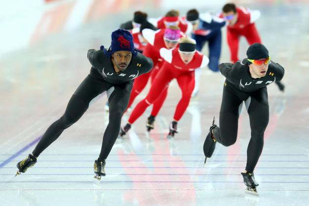 Olympic Long-Track Speedskating 2014: Results Tracker, Medal Winners and More