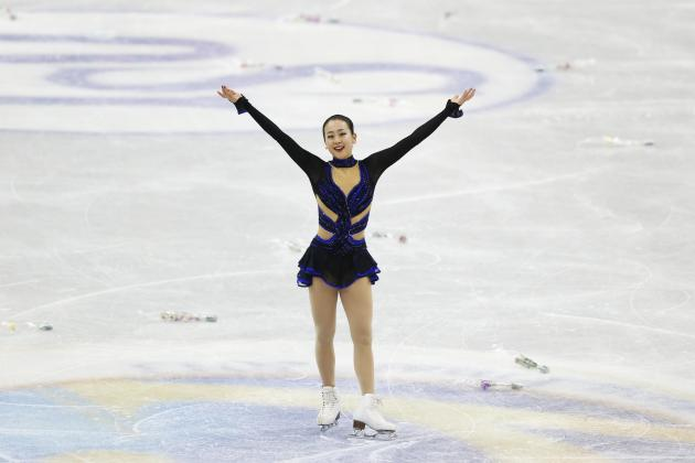 Why Mao Asada Will Go out on a High in Sochi