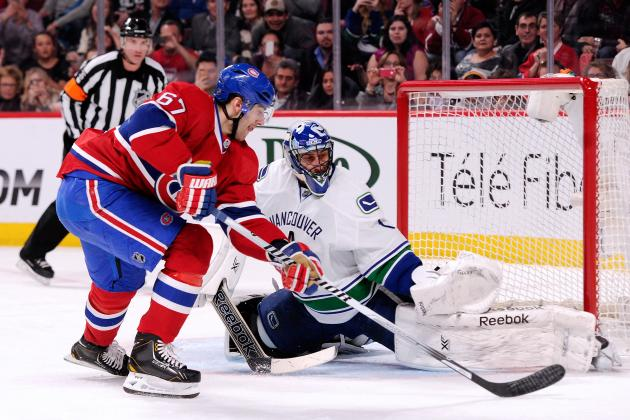 Montreal's Max Pacioretty Misses 2 Penalty Shots in 1 Game