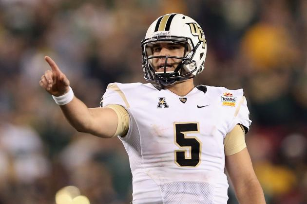 Making the Case for Blake Bortles as 2014 NFL Draft's Top Overall Pick