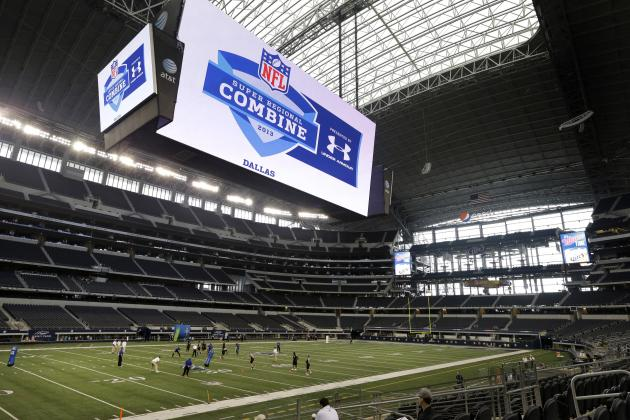 NFL Regional Combine 2014 Schedule: Dates, Locations and Preview