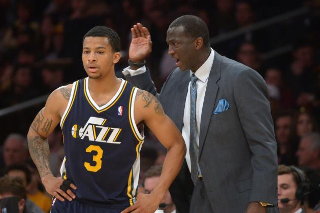 Utah Jazz Aren't Allowed to Wear Headbands