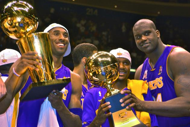 Shaq Says He and Kobe Would Have 'Five or Six' Titles If They Stayed Together