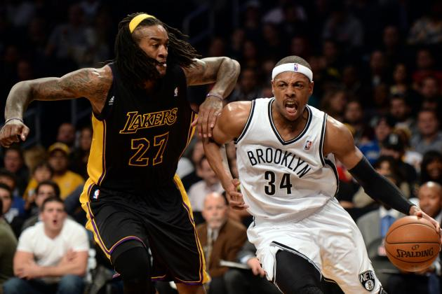 For Better and Worse: Brooklyn Nets Still Following Last Year's LA Lakers Path