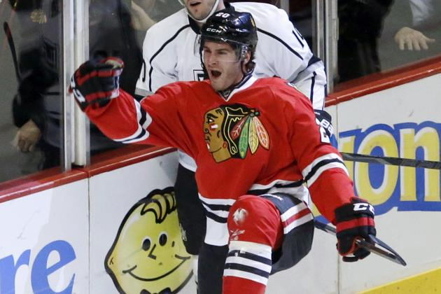 How Much Better Will Brandon Saad Get for Chicago Blackhawks in 2013-14?