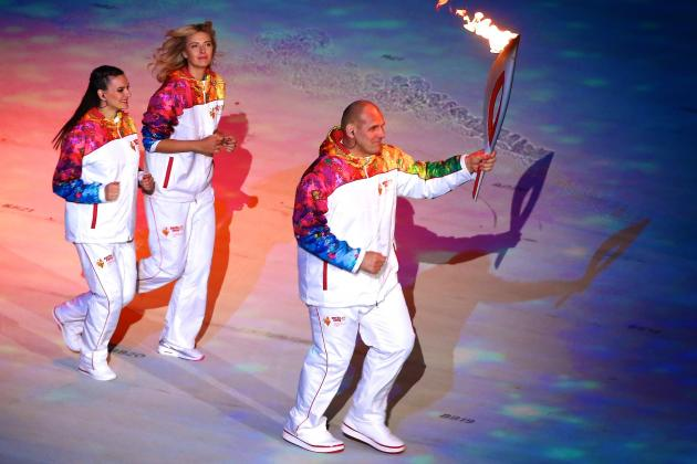 Olympic Opening Ceremony 2014: Twitter Reacts to Celebration in Sochi