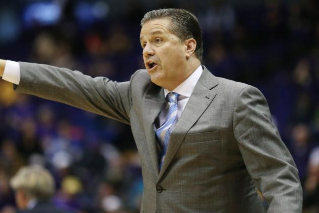 Calipari Convinced His Team Everyone Is Against Them