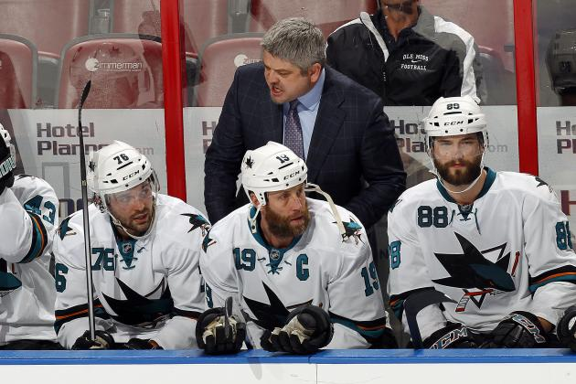 McLellan Still Evolving as He Sets Sharks Franchise Mark