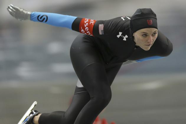 Olympic Speedskating Schedule 2014: TV Listings and Breakout Stars to Watch