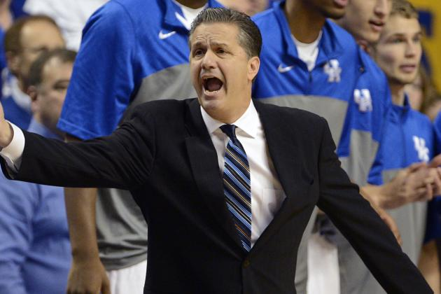 John Calipari in Favor of 20-Year-Old NBA Age Limit...