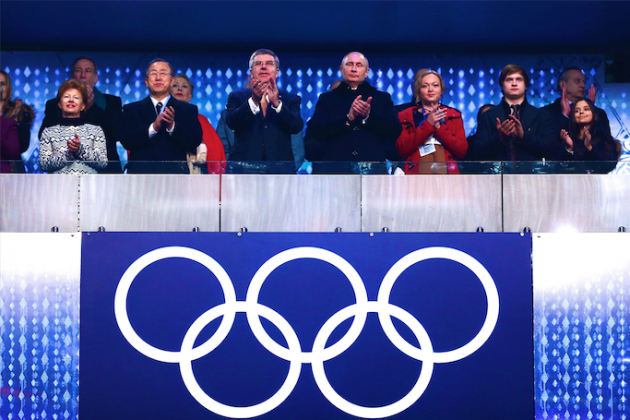 Sochi May Need a Good Olympics Scandal to Distract Us from All These Scandals