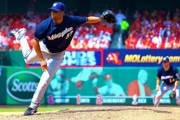 Francisco Rodriguez and Milwaukee Brewers Agree to 1-Year Deal