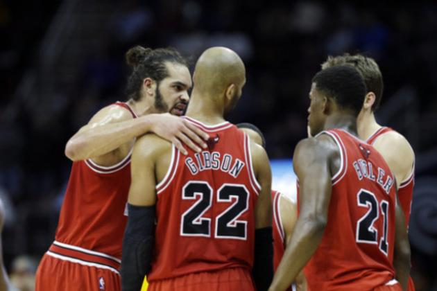Is the Chicago Bulls Offense Better Without Luol Deng?