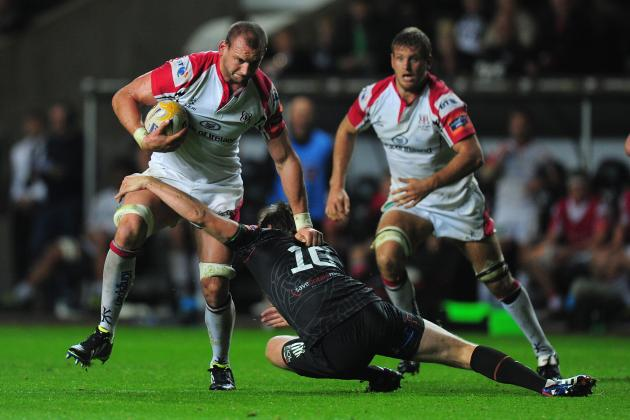 Ulster See off Ospreys