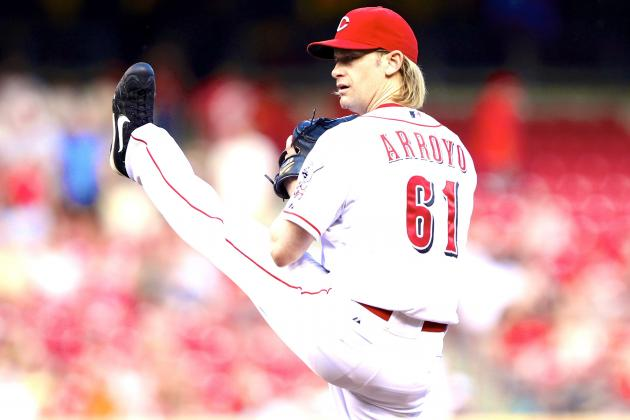 Bronson Arroyo Agrees to Deal with Arizona Diamondbacks