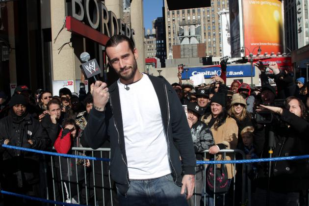 CM Punk, Elimination Chamber and Latest WWE News and Rumors from Ring Rust Radio