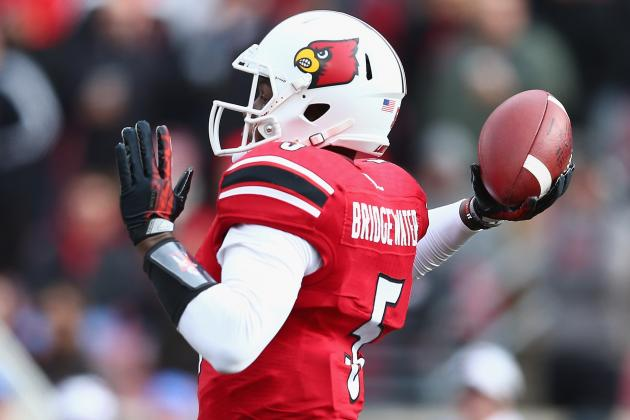Todd McShay Mock Draft: Jaguars Take Teddy Bridgewater
