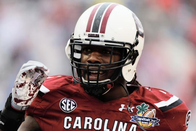 Mel Kiper Mock Draft: Jaguars pass on QB, nab Jadeveon Clowney