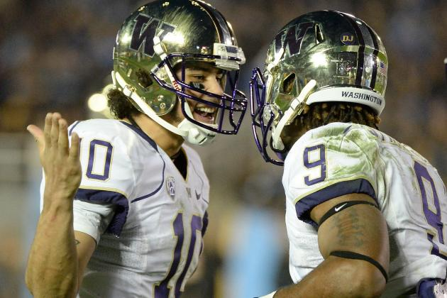 Chris Petersen Sets Tone with Suspensions of Miles and Stringfellow