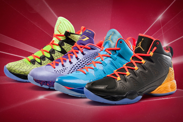 Jordan Brand Releases 2014 NBA All-Star Sneakers
