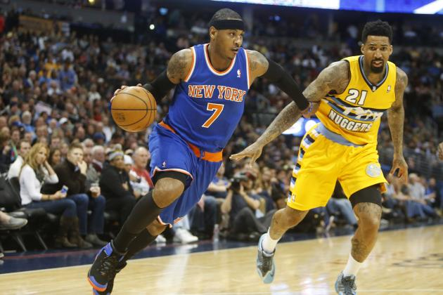 Denver Nuggets vs. New York Knicks: Live Score and Analysis
