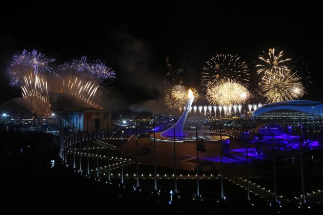 Olympics Opening Ceremony 2014: Memorable Moments from Sochi Curtain-Raiser