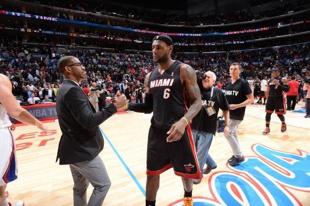 LeBron James Had Doubts About Decision to Join Heat in First Season