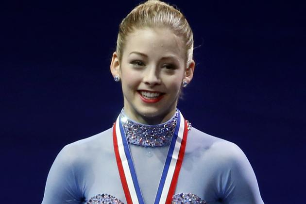 Gracie Gold Will Thrive on Pressure to Win Gold in Sochi