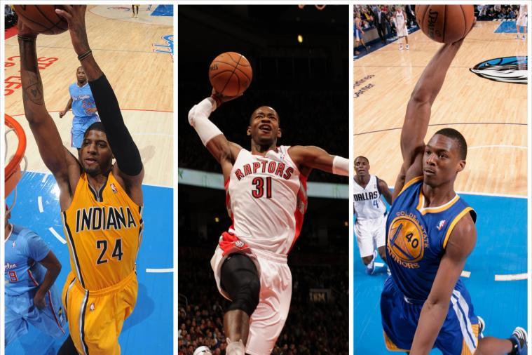 NBA Releases Highlight Mixes for Slam Dunk Contest Participants