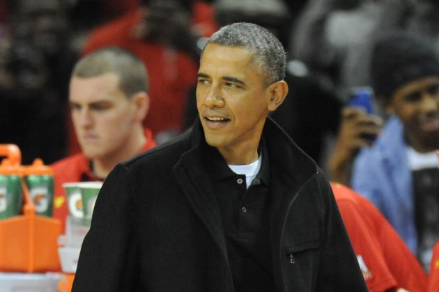 Michigan State's Keith Appling improving; Tom Izzo talks hoops with Barack Obama