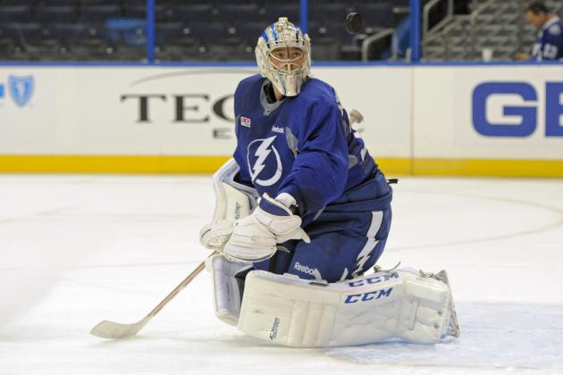 Goalie Graveyard? with Bishop Hurt, Bolts Recall Gudlevskis