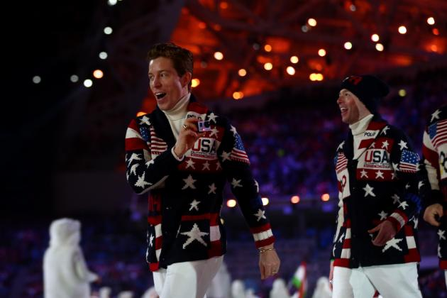 Shaun White's Biggest Challengers in Snowboarding Halfpipe at 2014 Olympics