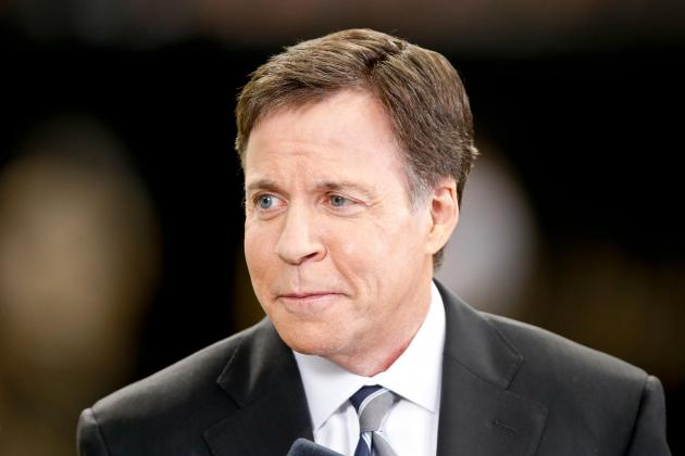 Bob Costas' Eye Infection Apt Storyline for Early Stages of Crazy 2014 Olympics