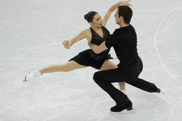 Calm Outlook Will Lead Marissa Castelli and Simon Shnapir to Pairs Gold in Sochi