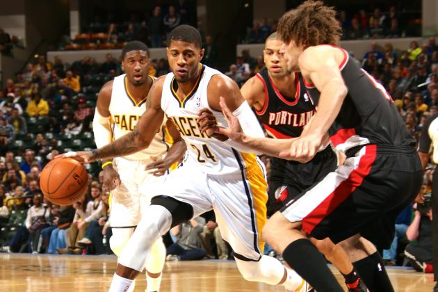 Portland Trail Blazers vs. Indiana Pacers: Live Score and Analysis