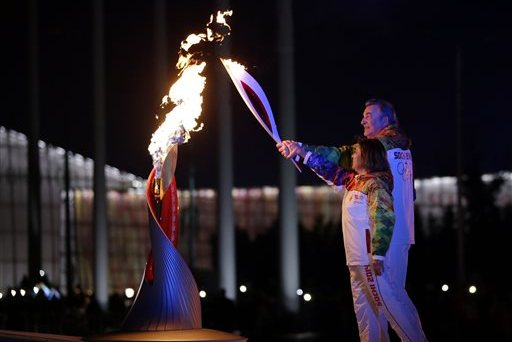 Olympic Torch Lighting 2014: Vladislav Tretiak Was Appropriate Choice for Honor