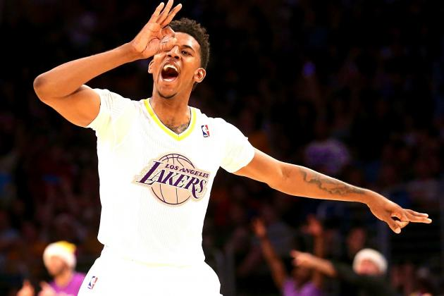 Nick Young Injury Means LA Lakers Devoid of Both Scoring and Fun