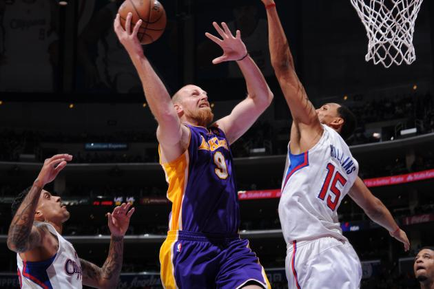 Chris Kaman on Potentially Being Traded Before Deadline: 'I Don't Care'