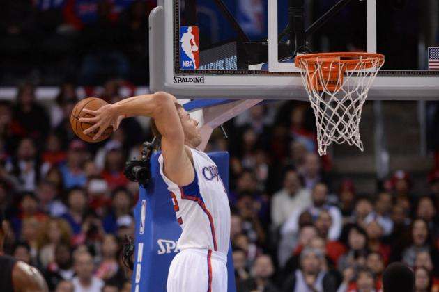 Blake Griffin Scores 30 in 3 Straight Games for First Time in Career