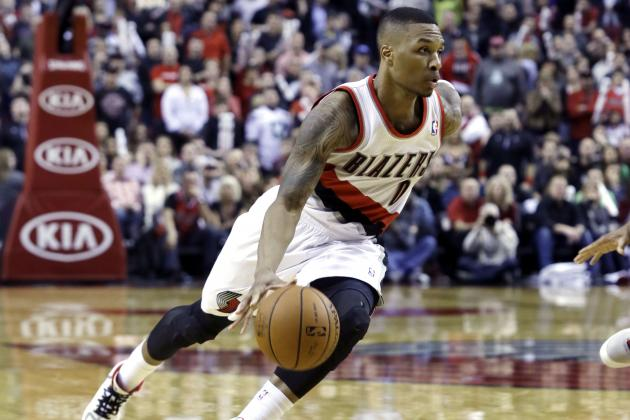 Damian Lillard's Participation in Every All-Star Event Further Proves Stardom
