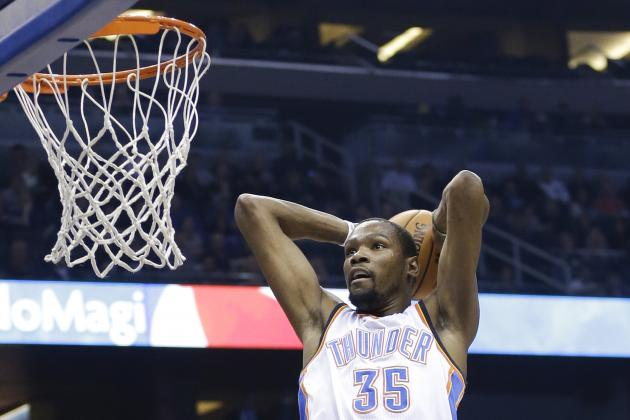 How Kevin Durant Is Simplifying the Oklahoma City Thunder