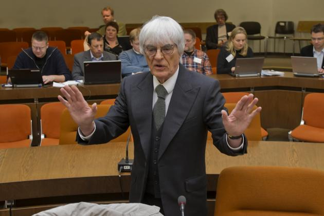 Bernie Ecclestone Court Case: German Legal Experts Evaluate Possible Sentences