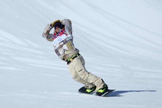 Olympic Snowboarding 2014: Results Tracker, Medal Winners and More