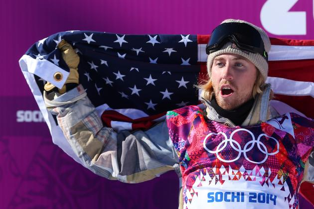 Olympic Snowboarding 2014: Live Slopestyle Medal Results and Analysis