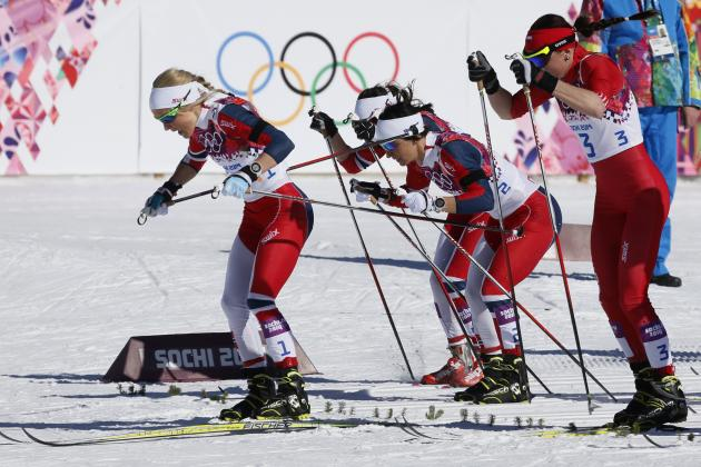 Olympic Cross-Country Skiing 2014: Results Tracker, Medal Winners and More