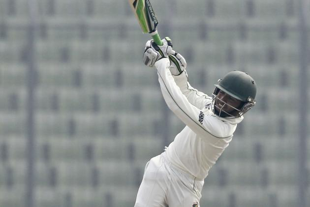 Bangladesh vs. Sri Lanka, 2nd Test, Day 5: Video Highlights, Scorecard & Report