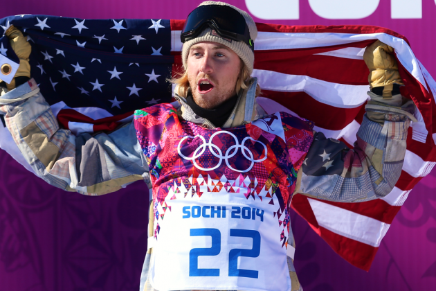 Men's Snowboarding Slopestyle Olympics 2014: Medal Winners and Final Results